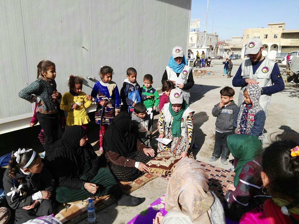 Emergency education assistance in Salah al Din and Baghdad