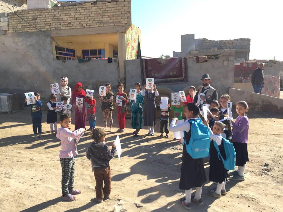 Rehabilitation of 40 Schools in Heet, Haditha and Al Baghdadi in Al Anbar