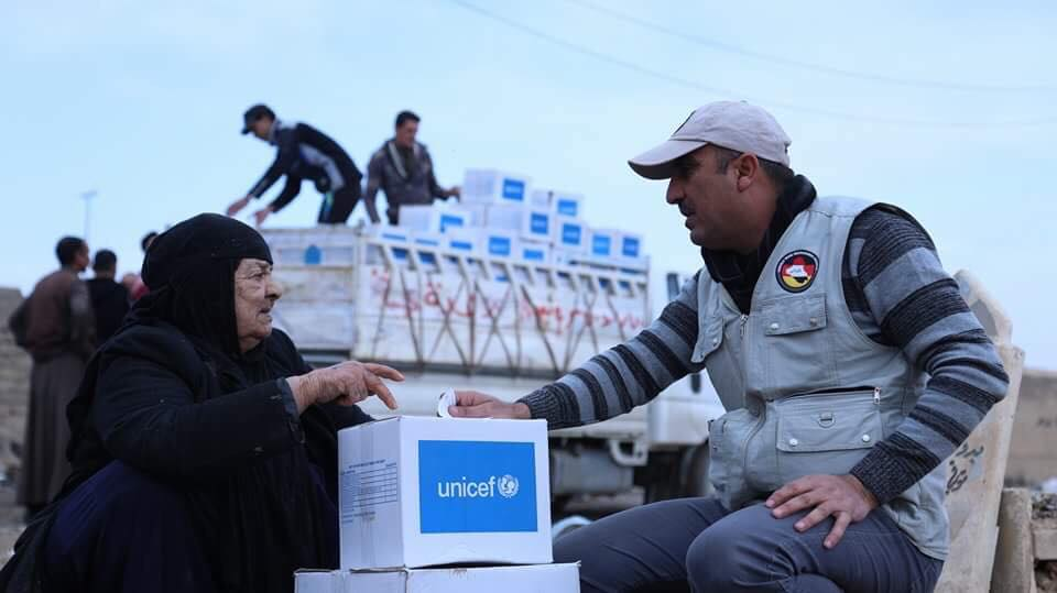 Emergency WASH response for IDP's in formal and informal settlements and within host communities in Anbar, Salah al Din and Baghdad