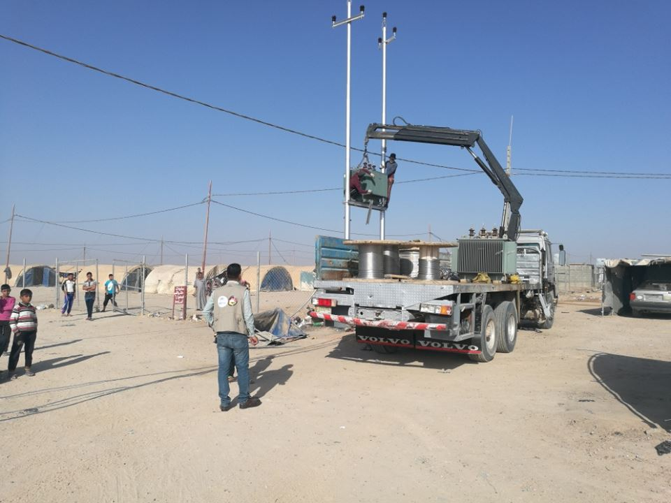 Emergency shelter assistance in Anbar, Baghdad and Babel